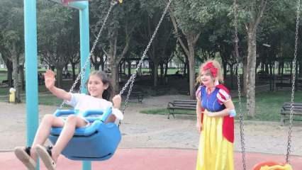 Diyarbakır'da su satan minik kıza duygulandıran sürpriz!