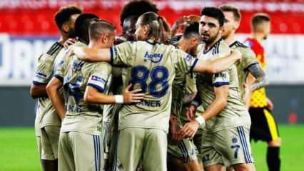 İzmir'deki müthiş maçta kazanan Fenerbahçe!