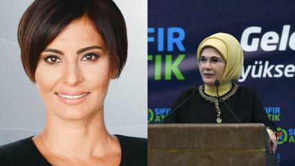 Gazeteci Hande Fırat: Orijinal değil çakma, öncelik geri dönüşümde