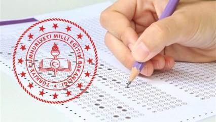 Okul sınavlarıyla ilgili flaş karar! MEB'ten 81 ile yazı: Kasım'dan itibaren uygulanacak!