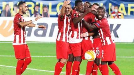 Sivasspor - Maccabi Tel Aviv! Muhtemel 11'ler