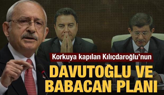 Selvi'den dikkat çeken yazı: Kılıçdaroğlu'nun Davutoğlu ve Babacan hedefi