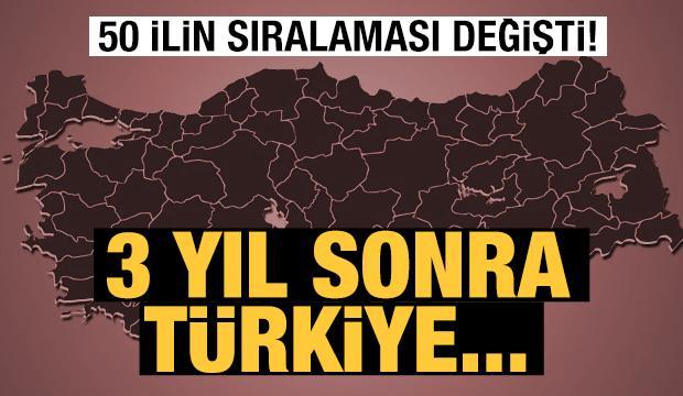 TÜİK açıkladı! 2023'te Türkiye'nin nüfus rakamları