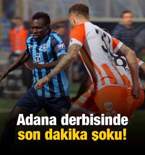 Adana derbisinde tek gol