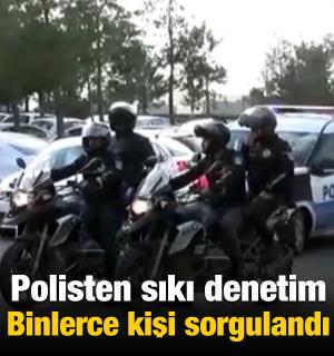 Urfa polisi okul çevrelerinde denetimi arttırdı
