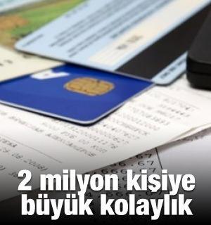 2 milyon kişiye büyük kolaylık