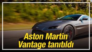 Aston Martin Vantage tanıtıldı