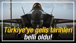 F-35 taarruz uçakları Haziran'da Türkiye'de