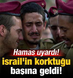 İsrail'in korktuğu başına geldi! Hamas uyardı