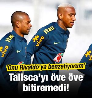 Öve öve bitiremedi! Talisca'ya Rivaldo benzetmesi