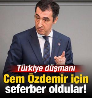 Türkiye düşmanı Cem için Ermenistan seferber oldu