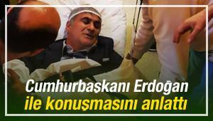 Şenol Güneş, Erdoğan ile konuşmasını paylaştı!