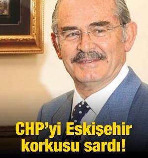 CHP'yi Eskişehir korkusu sardı!