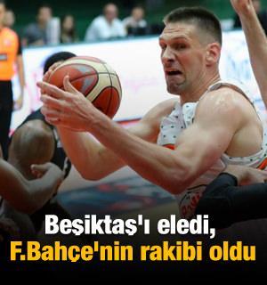 Beşiktaş'ı eledi, F.Bahçe'nin rakibi oldu