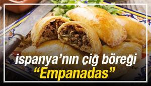 """İspanya'nın çiğ böreği """"Empanadas"""""""