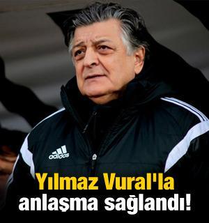 Yılmaz Vural'la anlaşma sağlandı!