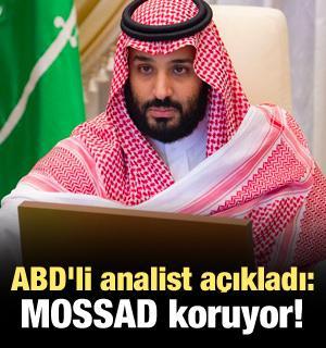 ABD'li analist açıkladı: MOSSAD koruyor!