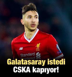 Galatasaray istedi CSKA kapıyor!