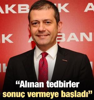 """""""Türkiye'deki tedbirler sonuç vermeye başladı"""""""