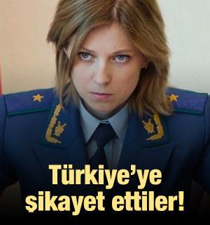 Türkiye'ye şikayet etti!