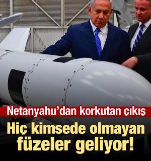 Netanyahu'dan korkutan açıklama! Geliyorlar