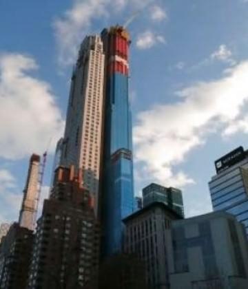 ABD'nin en pahalı dairesi rekor fiyata satıldı