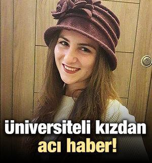 Denizli'de 7. kattan düşen üniversite öğrencisi öldü