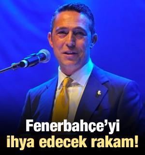 Fenerbahçe'yi ihya edecek rakam!