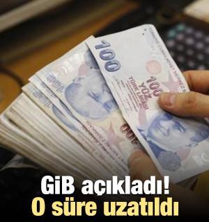 Gelir vergisi beyanname verme süreleri uzatıldı
