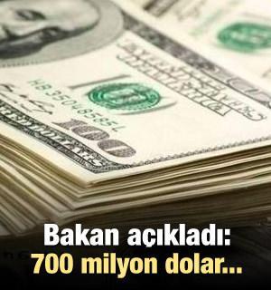 Petrolden ekonomiye 700 milyon dolar katkı