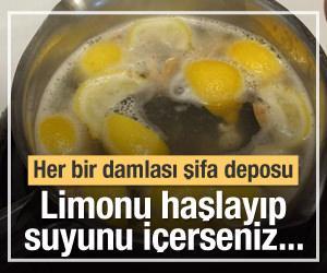 Standartların çok ötesine geçiyor: Haşlanmış limon diyetiyle farkı görün!