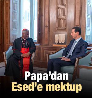 Papa'dan Esed'e mektup