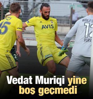 Vedat Muriqi yine boş geçmedi