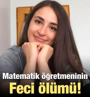 Diyarbakır'da matematik öğretmeninin feci ölümü!