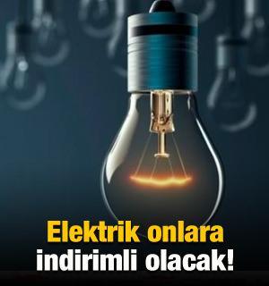 Aydem ve Gediz Elektrik'ten indirimli elektrik
