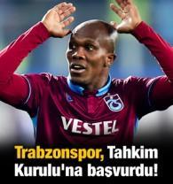Trabzonspor, Tahkim Kurulu'na başvurdu!