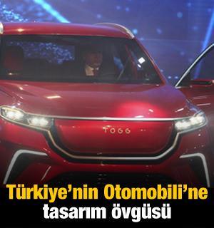 Luca Molinari'den Türkiye'nin Otomobili'ne tasarım övgüsü